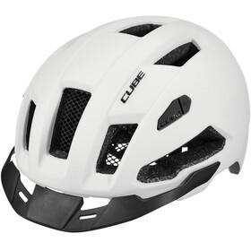 Cube Evoy Hybrid Casco, white